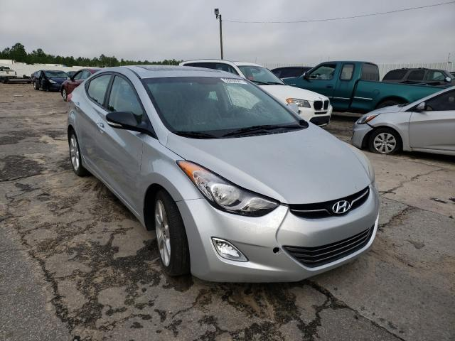 Hyundai Elantra salvage cars for sale: 2013 Hyundai Elantra