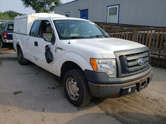 Ford F-150 salvage cars for sale: 2010 Ford F-150