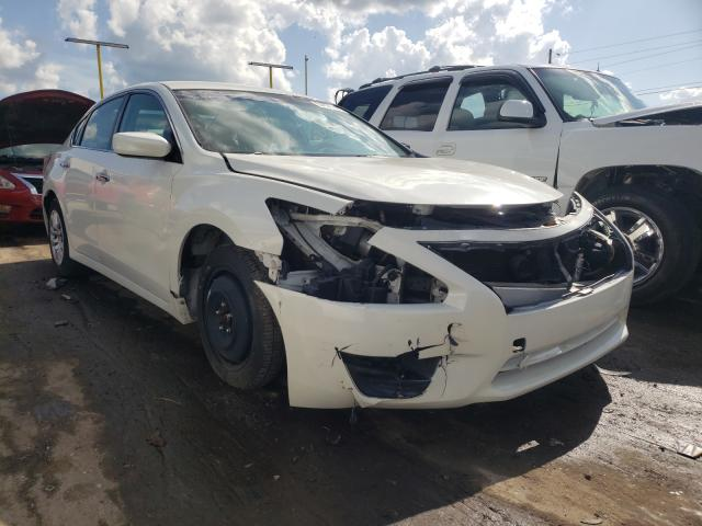Salvage cars for sale from Copart Lebanon, TN: 2014 Nissan Altima 2.5