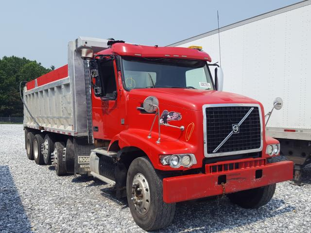 Salvage cars for sale from Copart York Haven, PA: 2016 Volvo VHD