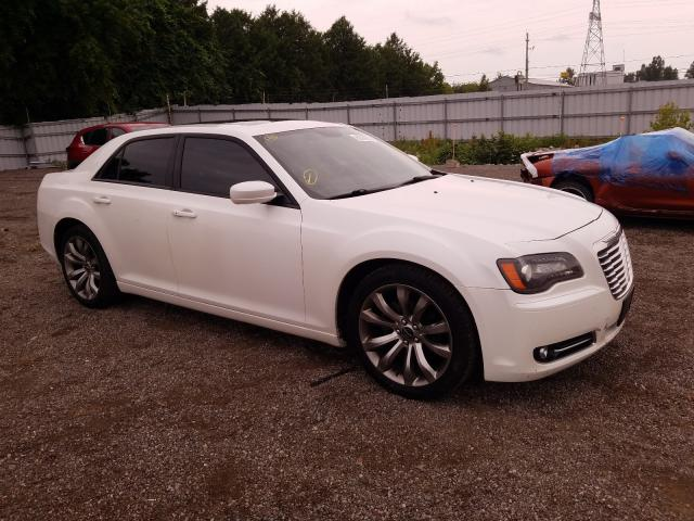Salvage cars for sale from Copart London, ON: 2014 Chrysler 300 S