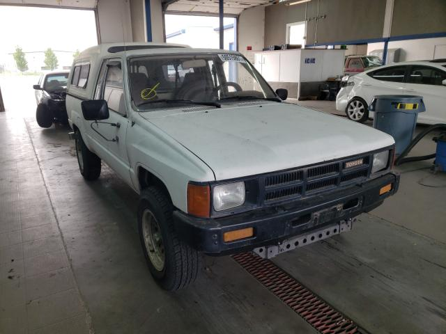 Salvage cars for sale from Copart Pasco, WA: 1984 Toyota Pickup XTR