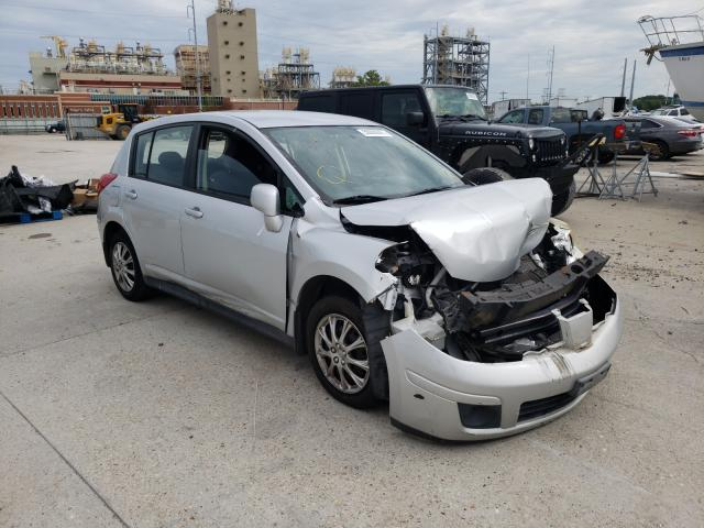 Salvage cars for sale from Copart New Orleans, LA: 2008 Nissan Versa S