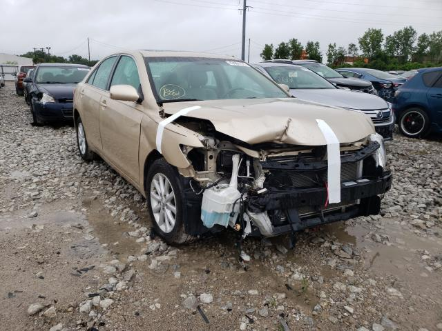 Salvage 2011 TOYOTA CAMRY - Small image. Lot 47461171