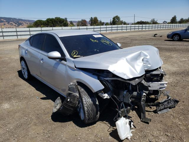 Salvage cars for sale from Copart San Martin, CA: 2020 Nissan Altima S