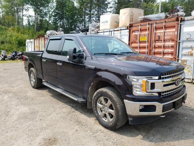 Salvage 2020 FORD F-150 - Small image. Lot 48325111