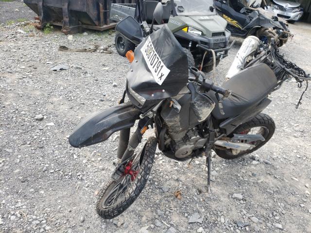 2016 Suzuki Dr650 Se Se 1