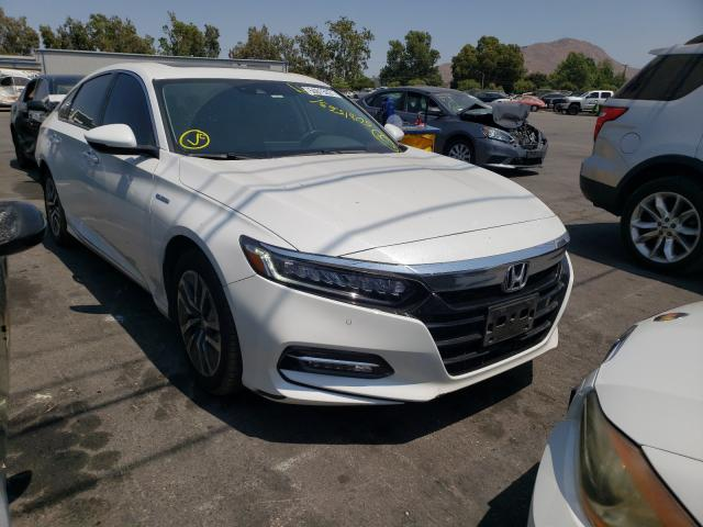 Salvage trucks for sale at Colton, CA auction: 2019 Honda Accord TOU