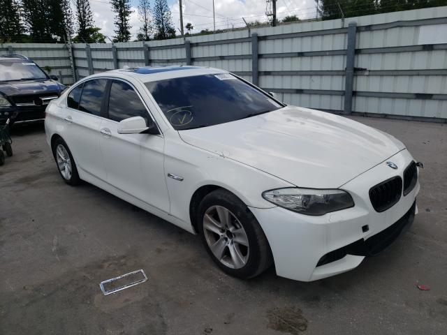 BMW Vehiculos salvage en venta: 2011 BMW 528 I