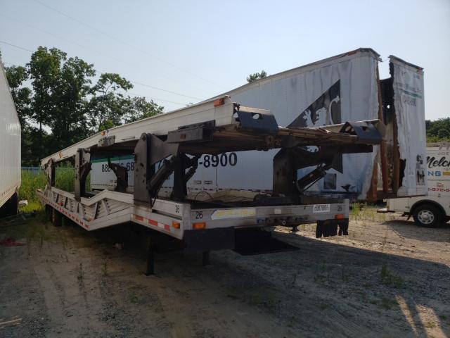 Vehiculos salvage en venta de Copart Glassboro, NJ: 2000 Other Trailer