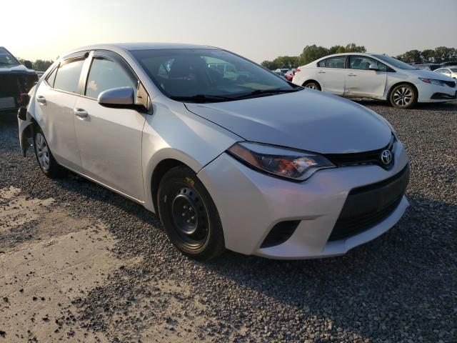 Salvage cars for sale from Copart Fredericksburg, VA: 2014 Toyota Corolla L