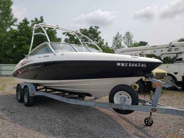Salvage cars for sale from Copart Central Square, NY: 2005 Yamaha AR230