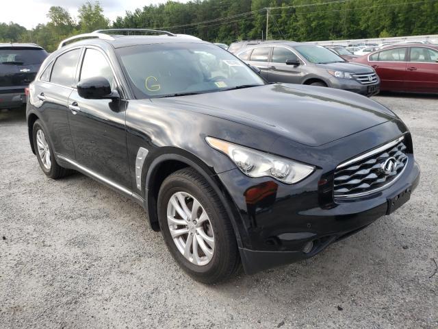 Salvage cars for sale from Copart Fredericksburg, VA: 2011 Infiniti FX35