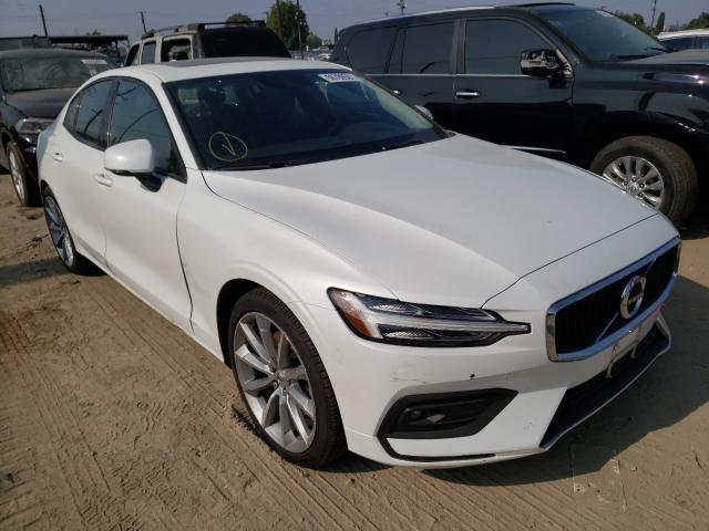 Vehiculos salvage en venta de Copart Los Angeles, CA: 2021 Volvo S60 T5 MOM