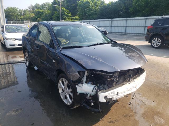 Vehiculos salvage en venta de Copart Glassboro, NJ: 2009 Mazda 3 I