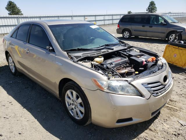 Salvage cars for sale from Copart Airway Heights, WA: 2009 Toyota Camry Hybrid