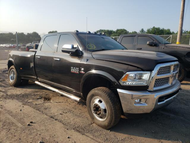 Salvage cars for sale from Copart Chalfont, PA: 2013 Dodge 3500 Laram