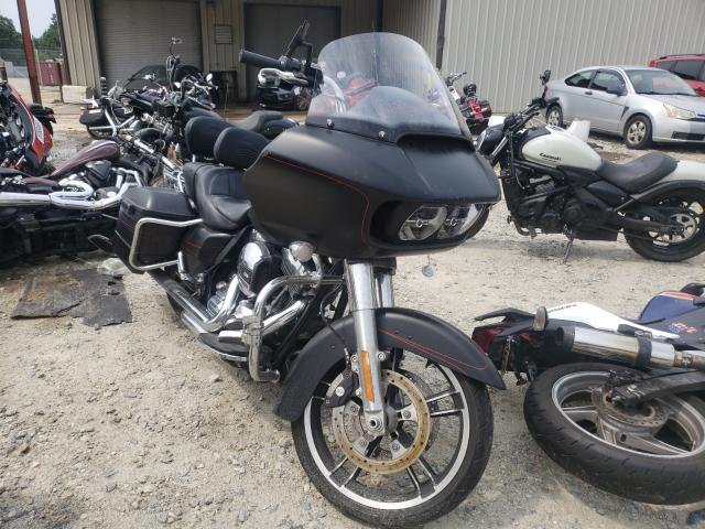 Salvage cars for sale from Copart Seaford, DE: 2015 Harley-Davidson Fltrxs ROA