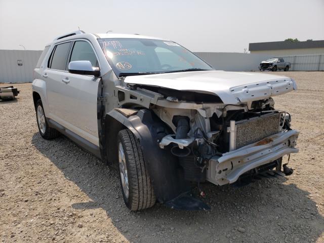Vehiculos salvage en venta de Copart Bismarck, ND: 2012 GMC Terrain SL