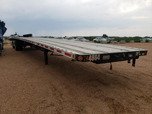 Fontaine salvage cars for sale: 2017 Fontaine Flatbed TR