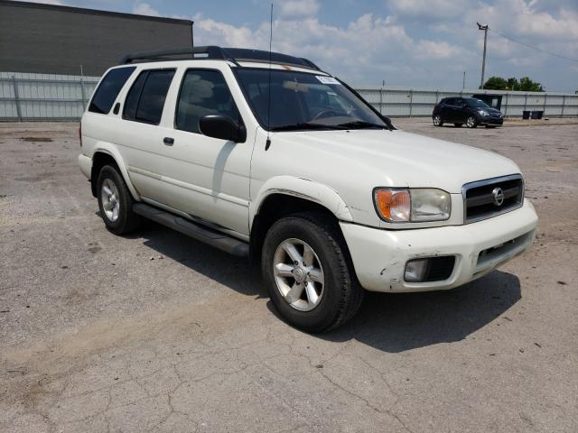 Salvage cars for sale from Copart Lexington, KY: 2003 Nissan Pathfinder