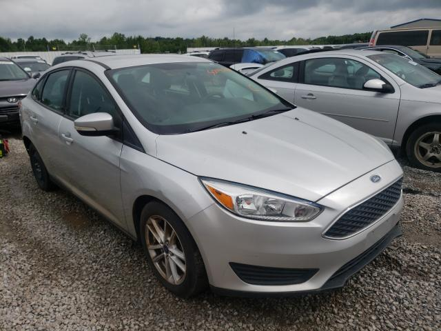 Salvage cars for sale from Copart Louisville, KY: 2015 Ford Focus SE