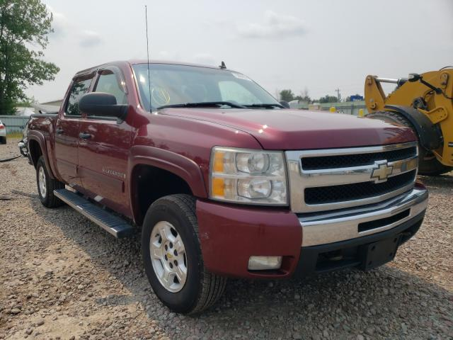 Salvage cars for sale from Copart Central Square, NY: 2009 Chevrolet Silverado