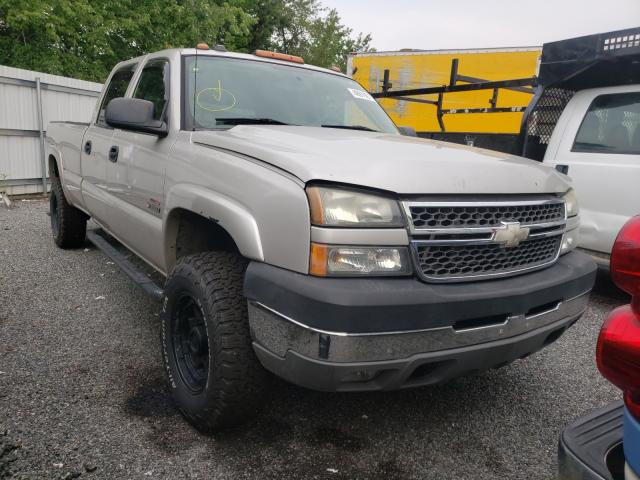 2005 Chevrolet Silverado en venta en Fredericksburg, VA