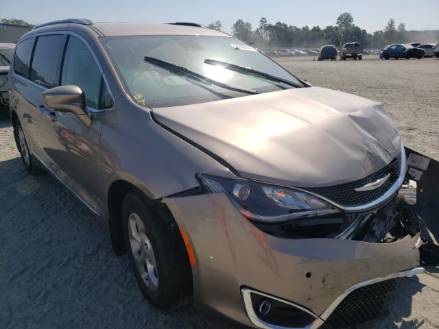 2017 Chrysler Pacifica T en venta en Spartanburg, SC