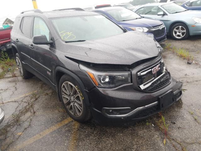 GMC Acadia salvage cars for sale: 2017 GMC Acadia