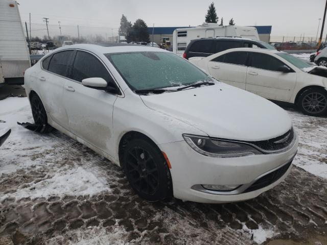 Used 2015 CHRYSLER 200 - Small image. Lot 50743411