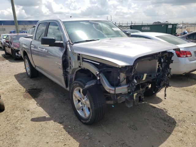 Salvage cars for sale from Copart Houston, TX: 2019 Dodge RAM 1500 Class