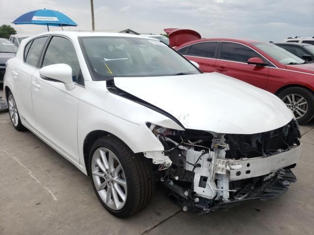 Lexus CT 200 salvage cars for sale: 2013 Lexus CT 200