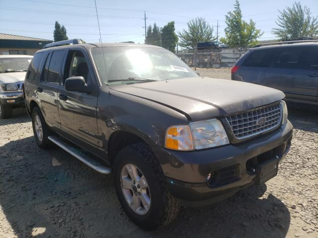 Salvage cars for sale from Copart Eugene, OR: 2005 Ford Explorer X