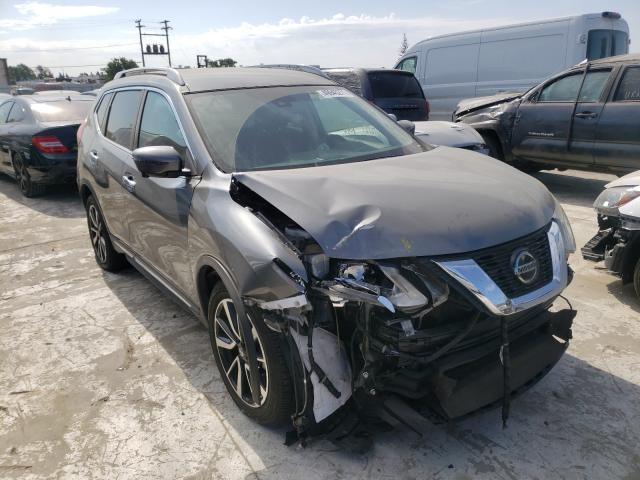 Salvage cars for sale from Copart Sacramento, CA: 2020 Nissan Rogue S