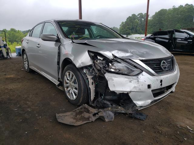 Salvage cars for sale from Copart Fairburn, GA: 2016 Nissan Altima 2.5