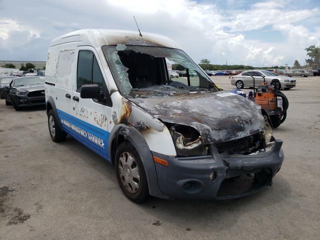 Salvage cars for sale from Copart Orlando, FL: 2013 Ford Transit CO