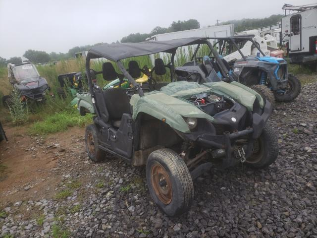 Salvage cars for sale from Copart Madisonville, TN: 2014 Yamaha YXM700 E