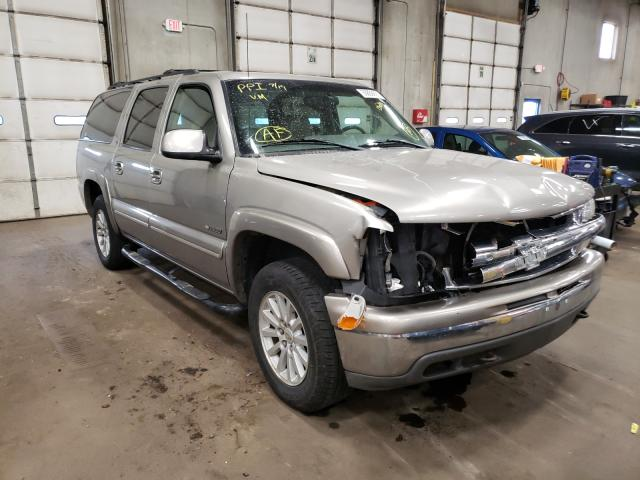 Chevrolet Suburban salvage cars for sale: 2000 Chevrolet Suburban