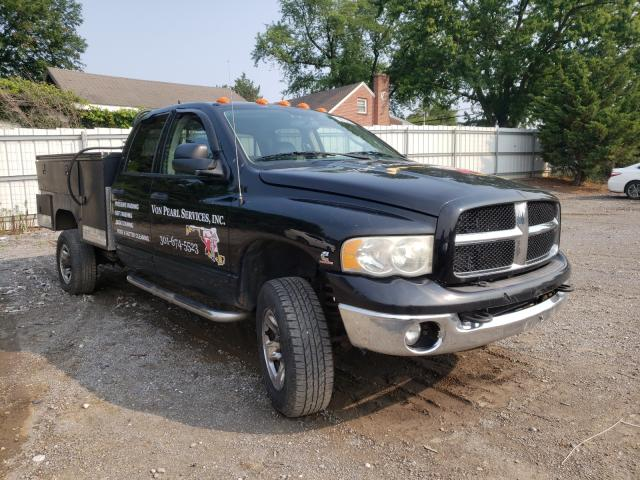 Salvage cars for sale from Copart Finksburg, MD: 2003 Dodge RAM 3500 S