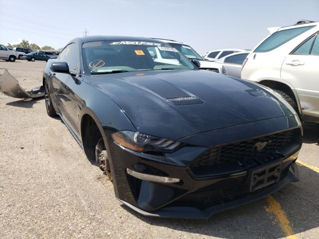 Salvage cars for sale from Copart Albuquerque, NM: 2020 Ford Mustang GT