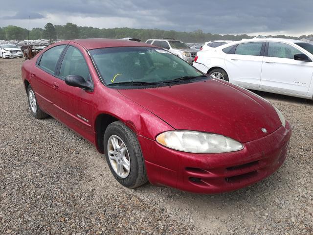 Dodge Intrepid salvage cars for sale: 1999 Dodge Intrepid