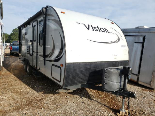 KZ salvage cars for sale: 2015 KZ New Vision