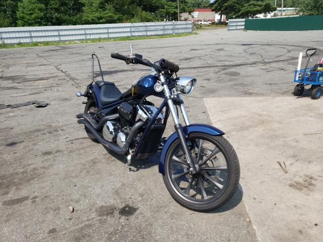 Salvage cars for sale from Copart Exeter, RI: 2020 Honda VT1300 CX