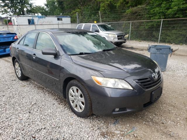 Salvage cars for sale from Copart Northfield, OH: 2007 Toyota Camry LE