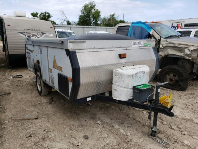 Salvage cars for sale from Copart Temple, TX: 2014 Aliner Popup Camp