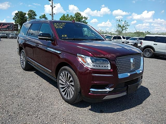 Salvage cars for sale from Copart Hillsborough, NJ: 2020 Lincoln Navigator