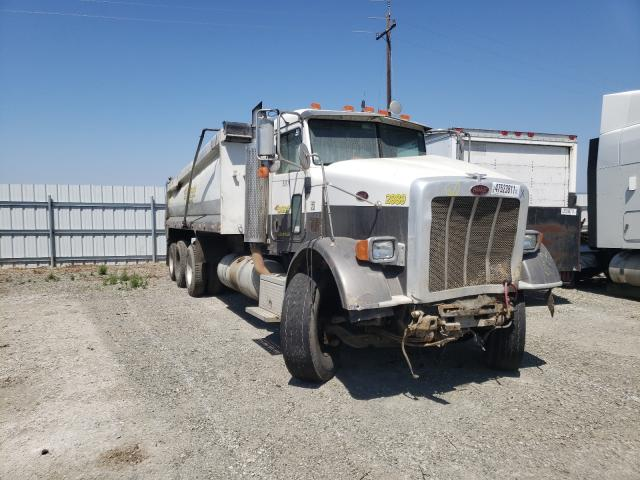 Salvage cars for sale from Copart Vallejo, CA: 2009 Peterbilt 365