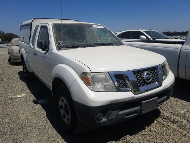 Salvage cars for sale from Copart Antelope, CA: 2013 Nissan Frontier S