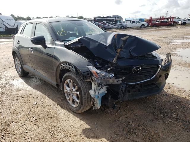 Salvage cars for sale from Copart Houston, TX: 2020 Mazda CX-3 Sport